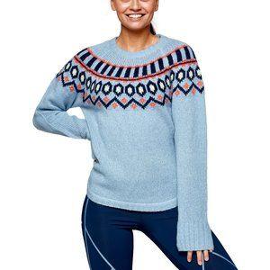 Kari Traa Ringheim Knit Cloud Sweater - M - NWT